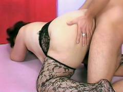 Fat Mature Fanny Tapped