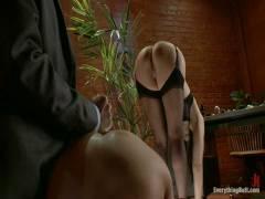 Everything Butt: Fresh Pecker For The Warden