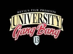 University Gang Pound 13