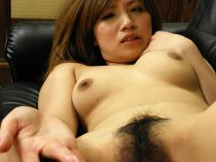 Hot slut Misaki Aiba pays with her manhole