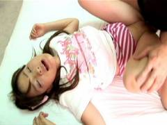 Seira Takahashi is banged hard and quickly